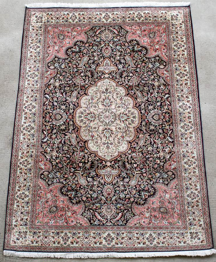 Kashmir Silk Rug Rugs From