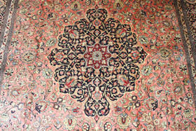 Qum Silk Carpet
